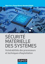 Télécharger le livre :  Sécurité matérielle des systèmes
