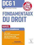 Télécharger le livre :  DCG 1 Fondamentaux du droit - Manuel