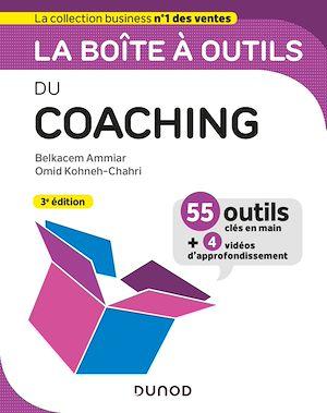 Téléchargez le livre :  La boîte à outils du coaching - 3e éd.