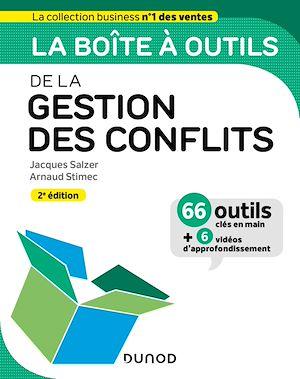 Téléchargez le livre :  La boîte à outils de la Gestion des conflits