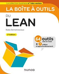 La boîte à outils du Lean - 2e éd.