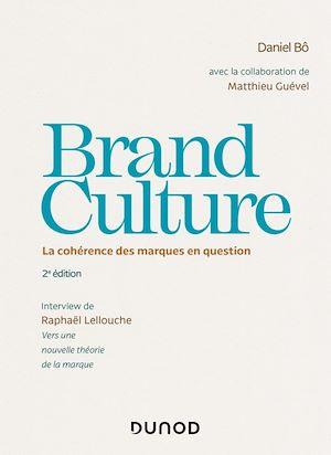 Téléchargez le livre :  Brand Culture
