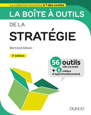 Téléchargez le livre :  La boîte à outils de la Stratégie - 3e éd.