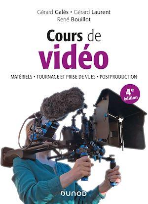 Téléchargez le livre :  Cours de vidéo - 4e éd.