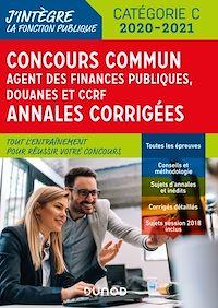 Concours Commun Agent des Finances Publiques Douanes et CCRF