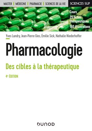 Téléchargez le livre :  Pharmacologie - 4e éd.