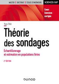 Télécharger le livre : Théorie des sondages - 2e éd.