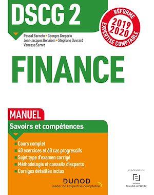 Téléchargez le livre :  DSCG 2 Finance - Manuel