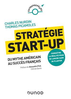 Téléchargez le livre :  Stratégie start-up