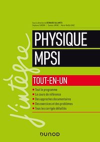 Physique tout-en-un MPSI 3e éd.