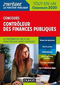 Concours Contrôleur des finances publiques - Tout-en-un - Concours 2020