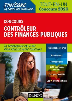 Téléchargez le livre :  Concours Contrôleur des finances publiques - Tout-en-un - Concours 2020