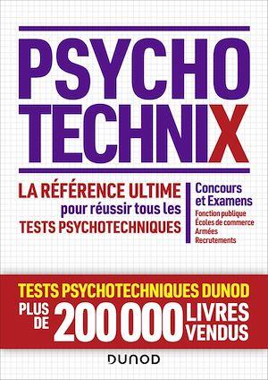 Téléchargez le livre :  PsychotechniX - La référence ultime pour réussir les tests psychotechniques