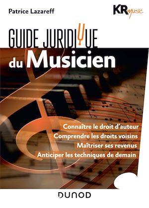 Téléchargez le livre :  Guide juridique du musicien