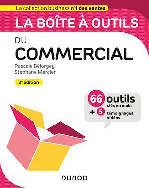 Téléchargez le livre :  La boîte à outils du Commercial - 3e éd.