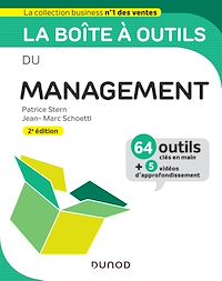 La boîte à outils du Management - 2e éd.