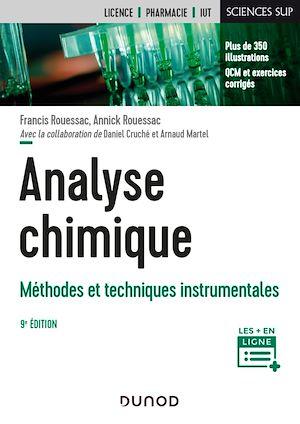 Téléchargez le livre :  Analyse chimique - 9e éd.
