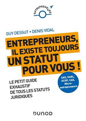 Téléchargez le livre :  Entrepreneurs, il existe toujours un statut pour vous !