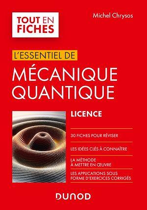 Téléchargez le livre :  Mécanique quantique