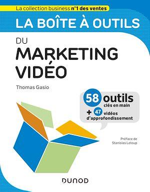 Téléchargez le livre :  La boîte à outils du marketing vidéo