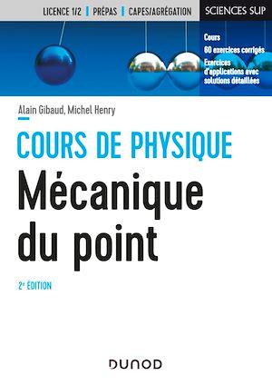 Téléchargez le livre :  Mécanique du point - 2e éd