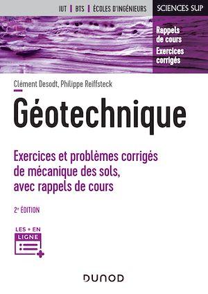 Téléchargez le livre :  Géotechnique - 2e éd.