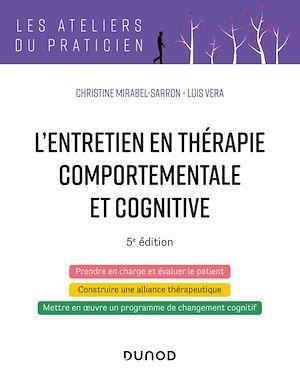 Téléchargez le livre :  L'entretien en thérapie comportementale et cognitive - 5e éd.