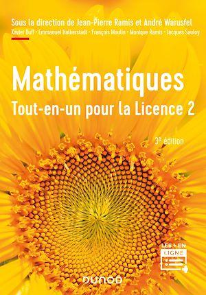 Téléchargez le livre :  Mathématiques - Tout-en-un pour la Licence 2 - 3e éd.