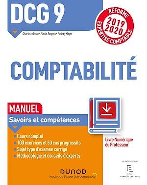 Téléchargez le livre :  DCG 9 Comptabilité - Manuel - Livre Numérique Professeur