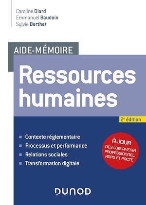Téléchargez le livre :  Aide-mémoire - Ressources humaines - 2e éd.
