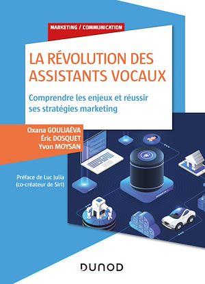 Téléchargez le livre :  La révolution des assistants vocaux