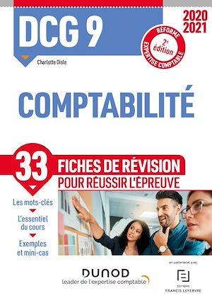 Téléchargez le livre :  DCG 9 Comptabilité - Fiches de révision - 2020-2021