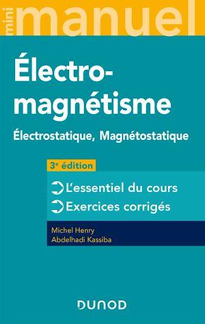 Téléchargez le livre :  Mini Manuel d'Electromagnétisme - 3e éd.