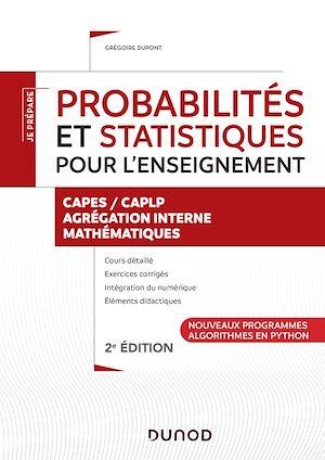 Téléchargez le livre :  Probabilités et statistiques pour l'enseignement