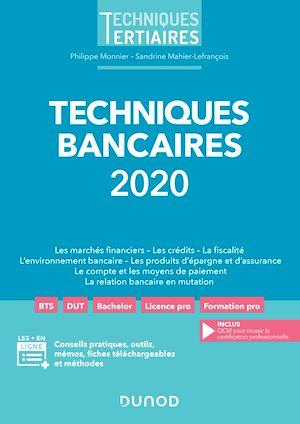 Téléchargez le livre :  Techniques bancaires 2020