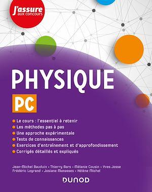 Téléchargez le livre :  Physique PC