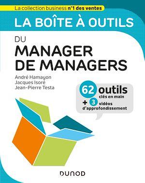 Téléchargez le livre :  La boîte à outils du Manager de managers