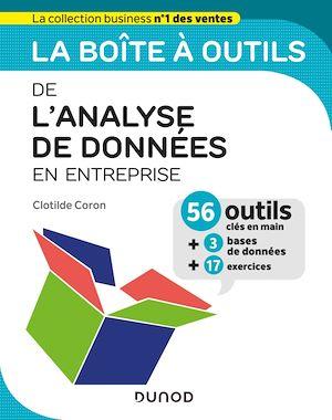 Téléchargez le livre :  La boîte à outils de l'Analyse de données