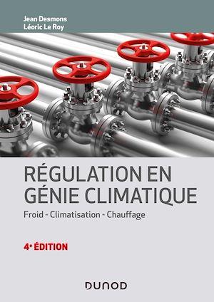 Téléchargez le livre :  Régulation en génie climatique - 4e éd.