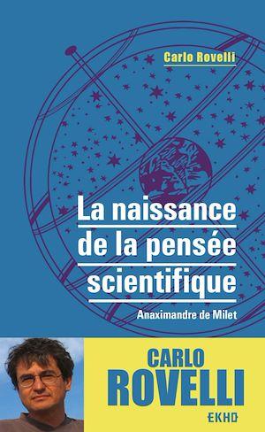 Téléchargez le livre :  La naissance de la pensée scientifique