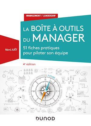 Téléchargez le livre :  La boîte à outils du manager - 4e éd.