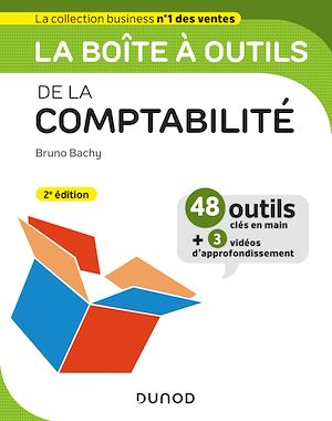 Téléchargez le livre :  La boîte à outils de la comptabilité