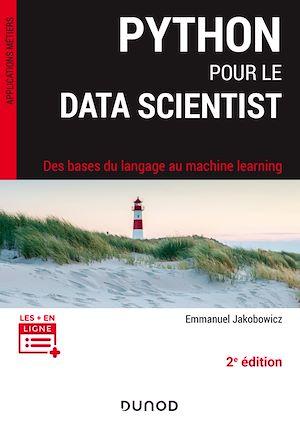 Téléchargez le livre :  Python pour le data scientist - 2e éd.