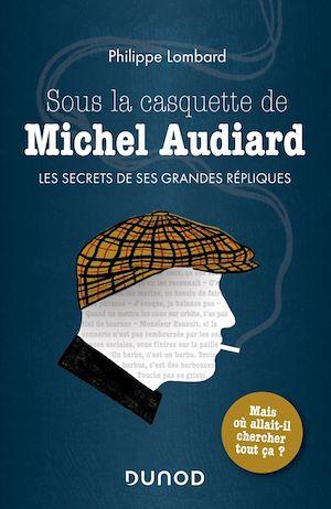 Image de couverture (Sous la casquette de Michel Audiard)