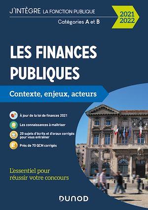 Téléchargez le livre :  Les finances publiques 2021-2022