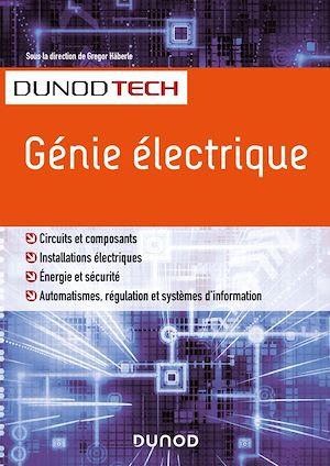 Téléchargez le livre :  Génie électrique