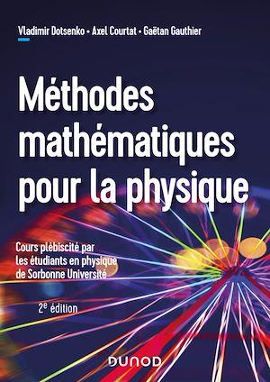 Téléchargez le livre :  Méthodes mathématiques pour la physique - 2e éd.