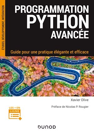 Téléchargez le livre :  Programmation Python avancée