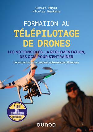 Téléchargez le livre :  Formation au télépilotage de drones