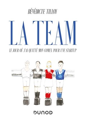 Téléchargez le livre :  La Team